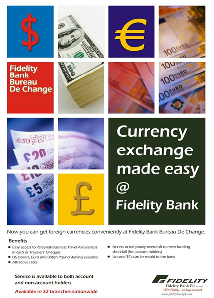 Fidelity Currency