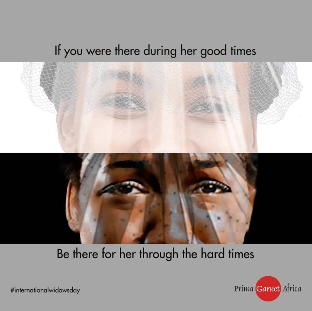 International Widows Day AD